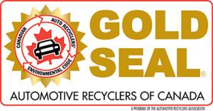 Gold Seal Logo Gold